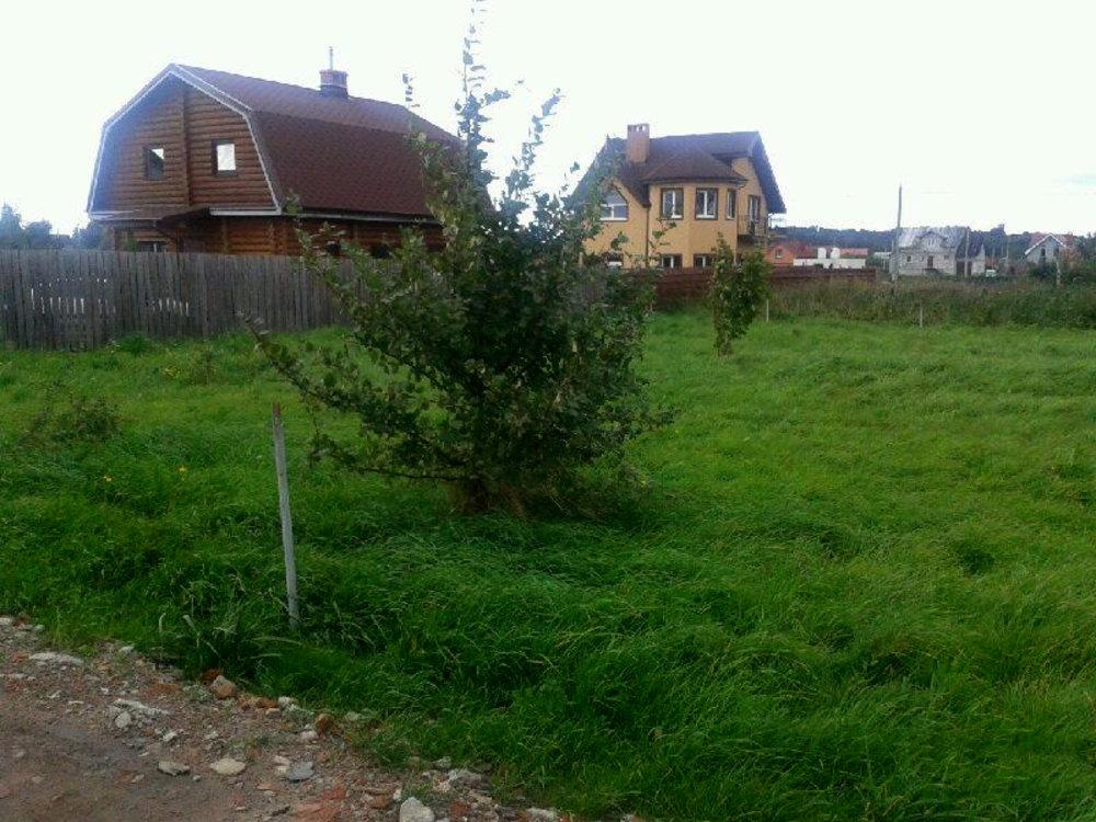 земельный участок для индивидуального садоводства